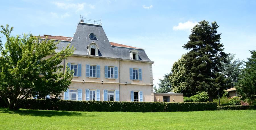 Vue extérieure Domaine des Hautannes Saint Germain